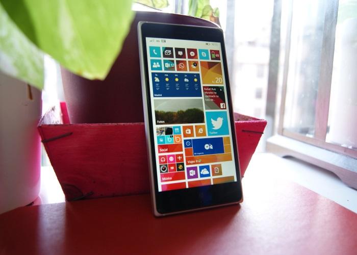 nokia lumia 830 presentacion
