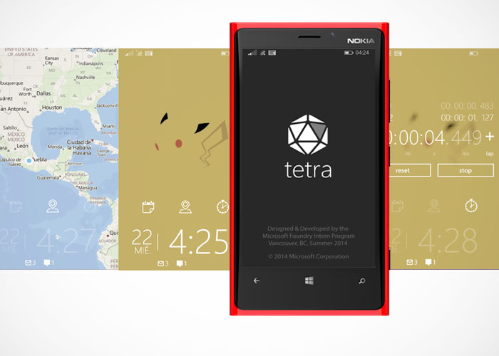 tetra-screenlocker