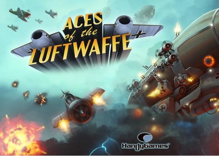 Aces of the Luftwaffe cabecera