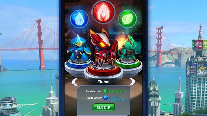 Big Hero 6 Bot Fight captura Windows 8.1 RT
