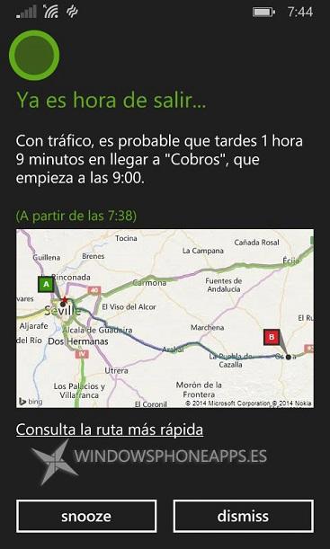 Cortana-Spanish