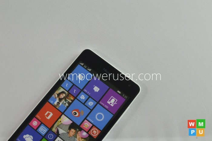 Lumia 535 WMPoweruser
