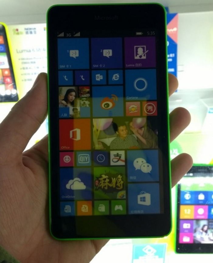 Lumia 535
