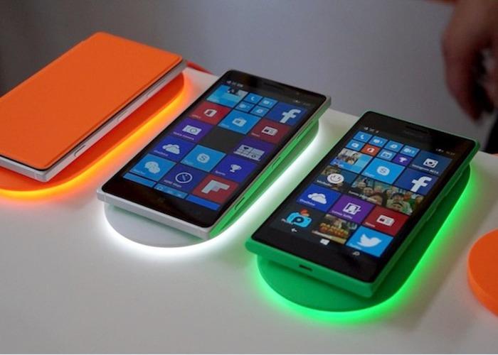 Lumia 830 y 735