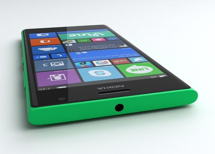 Dispositivo gama Nokia Lumia