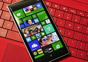 Smartphone de Microsoft