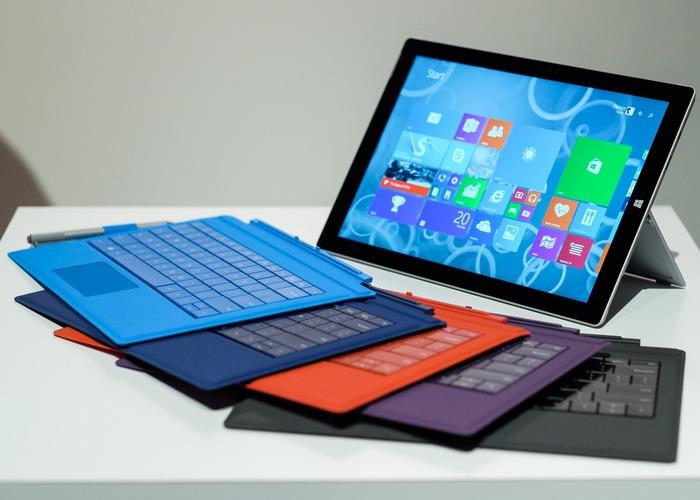 Surface Pro 3 navidad