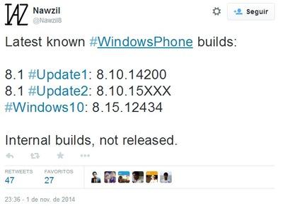 Windows 10 para teléfonos