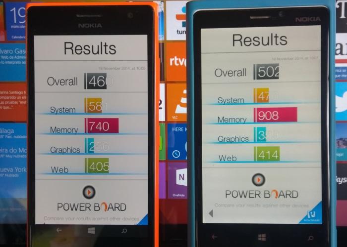 comparacion nokia lumia 920 vs nokia lumia 735