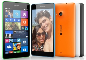 lumia 535 presentacion