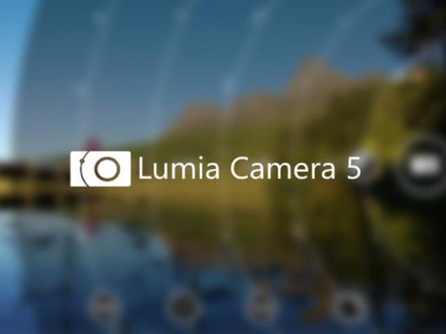 Lumia Camera 5 se actualiza y ya esta disponible en la Windows Phone Store