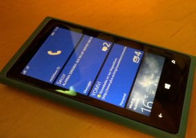 windows phone con tiles grandes