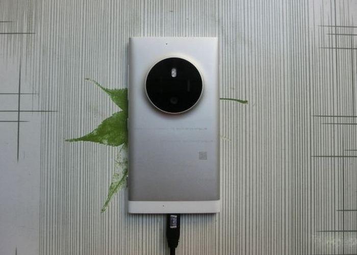 Lumia 1030 filtración