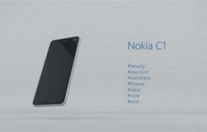 Nokia C1 2016