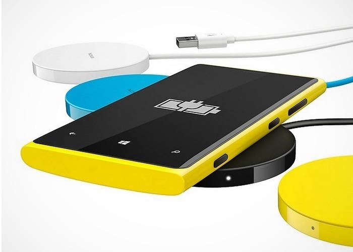 Nokia placa de carga inalámbrica DT-601