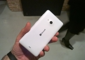 lumia 535 parte trasera