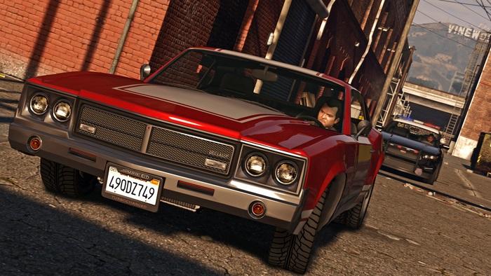 Grand Theft Auto V captura