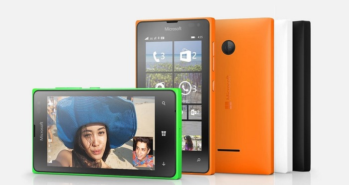 Lumia 435 capturas