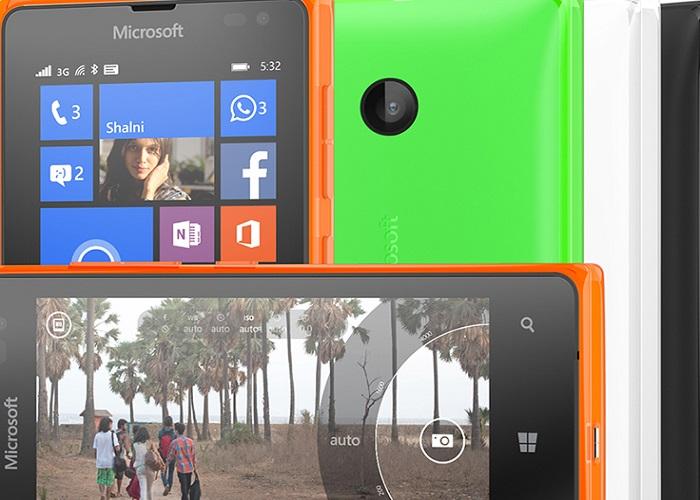 Lumia 532 y 435