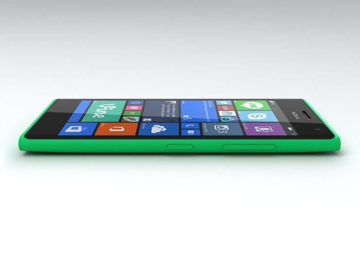 Selfiephone de Microsoft