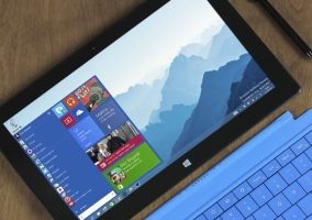 Windows 10 Technical Preview en una Surface