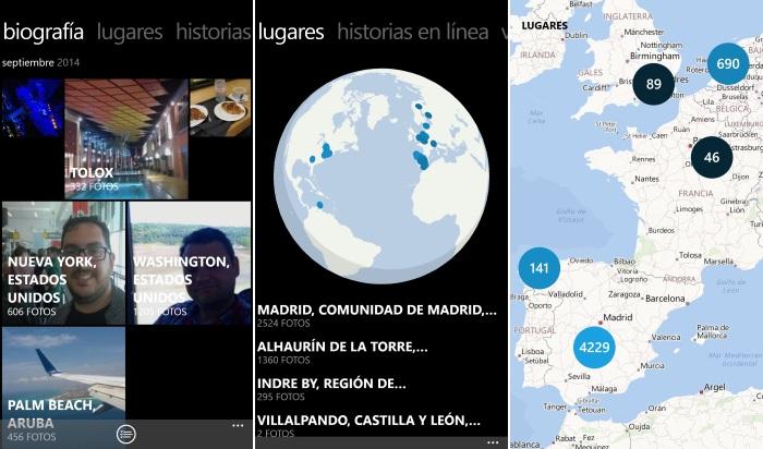 nokia storyteller historias windows phone