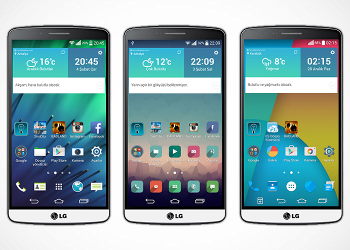 Android LG