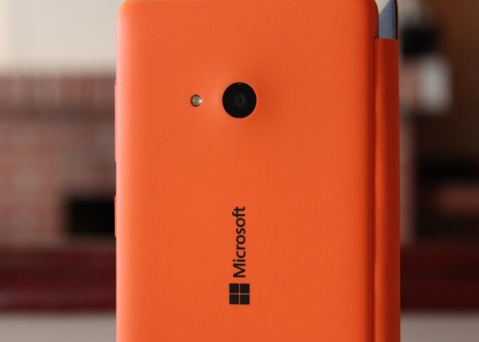 Cámara trasera Lumia 535
