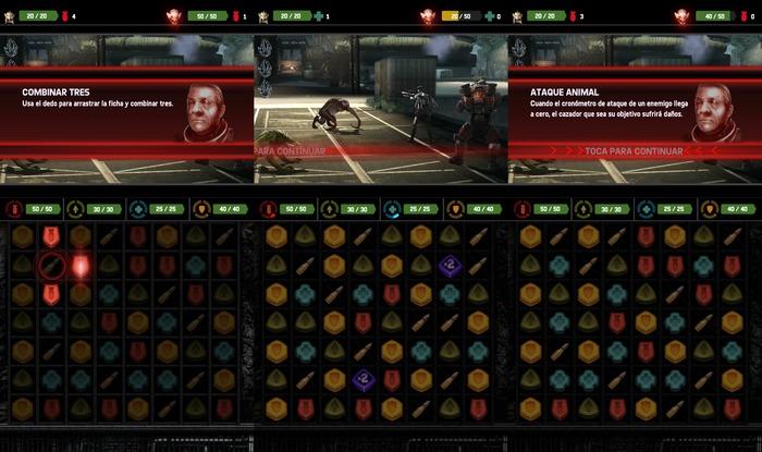 Evolve Hunters Quest capturas