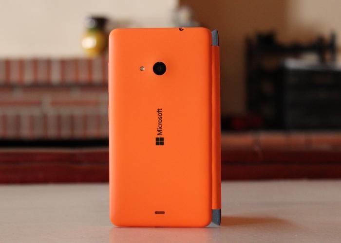 Análisis Lumia 535
