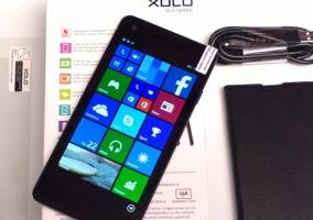 XOLO lanza su nuevo terminal con Windows Phone