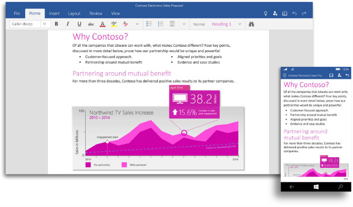 Word-touch-preview-windows-10