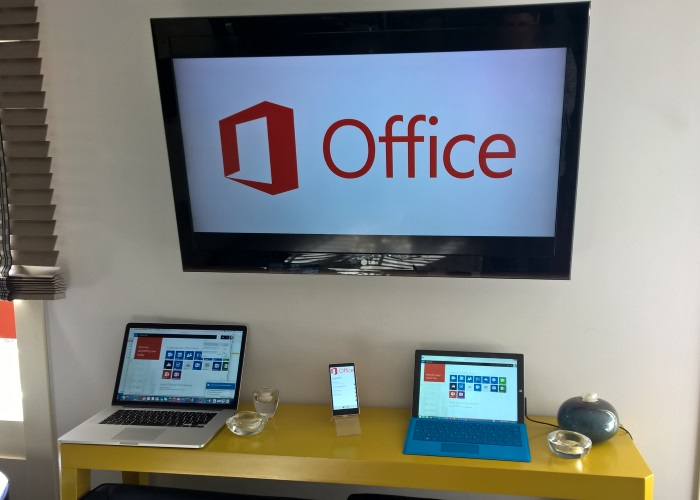 office en todas las plataformas