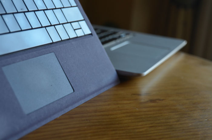 touchpad surface pro 3