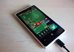windows 10 en nokia lumia 920