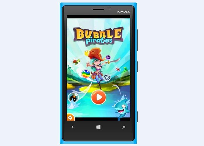 Bubble Pirates cabecera