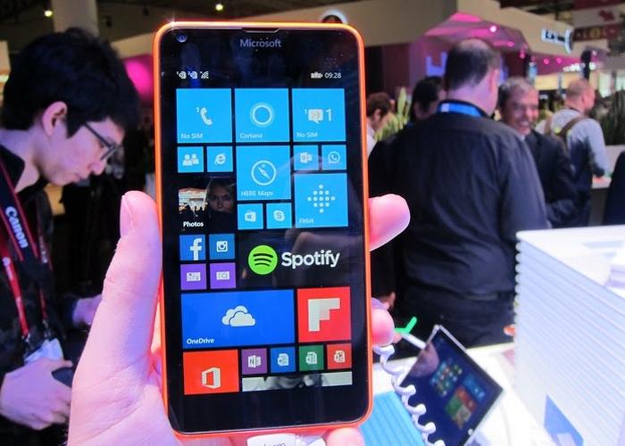 Comparamos el nuevo Lumia frente al Nokia Lumia 735 y al Lumia 830