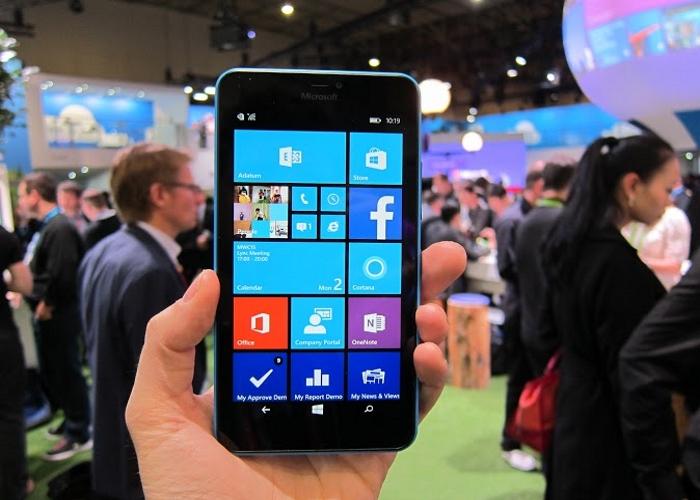Microsoft presenta sus nuevos Lumia 640 y Lumia 640 XL