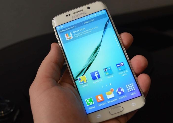 Los nuevos Galaxy S6 incorporan servicios de Microsoft