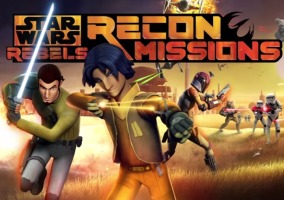 Star Wars Rebels Recon Missions cabecera
