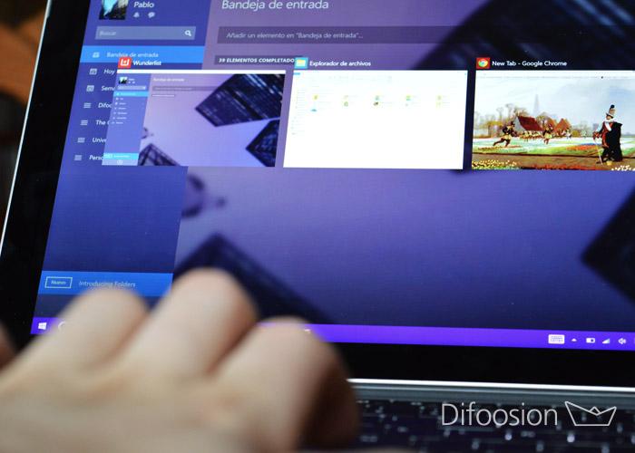 Touchpad Windows 10 Surface Pro 3