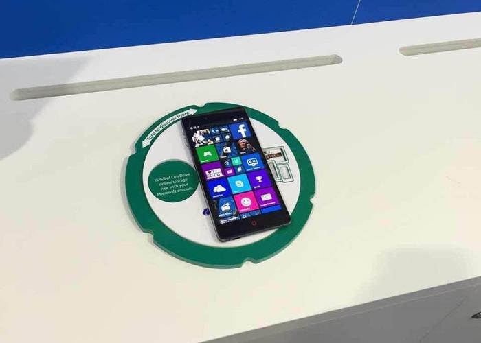 ZTE Nubia Z9 Windows Phone