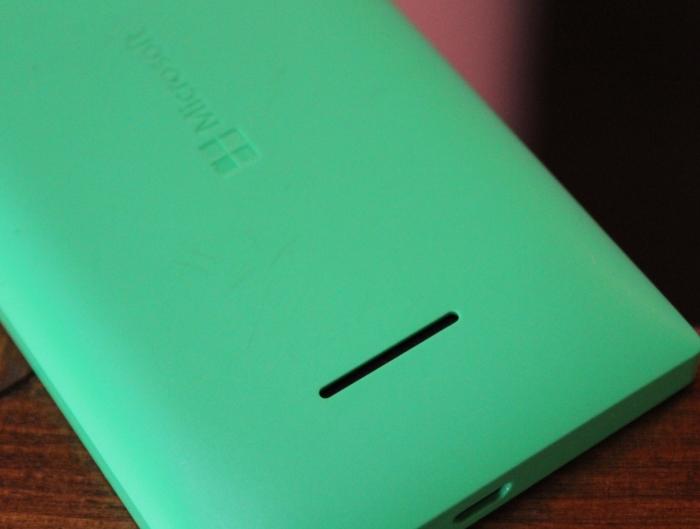 Altavoz Lumia 435