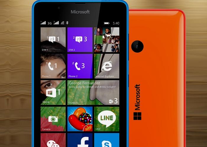 Microsoft presenta un nuevo Lumia de gama baja