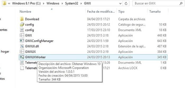 Obtener Windows 10 PC