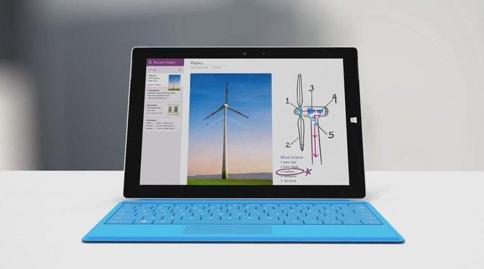 Surface 3 nueva