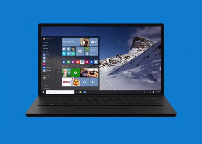 Windows 10 Build 2015