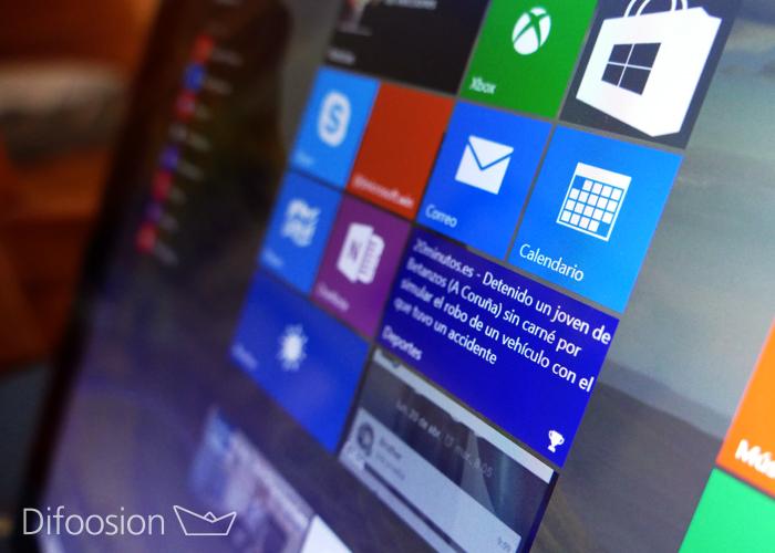 Windows 10 Correo y calendario