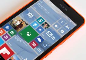 Windows 10 móviles preview