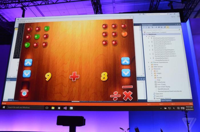 App de iOS en Windows
